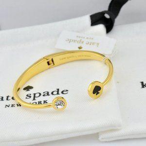 Kate Spade Heart Open Cuff